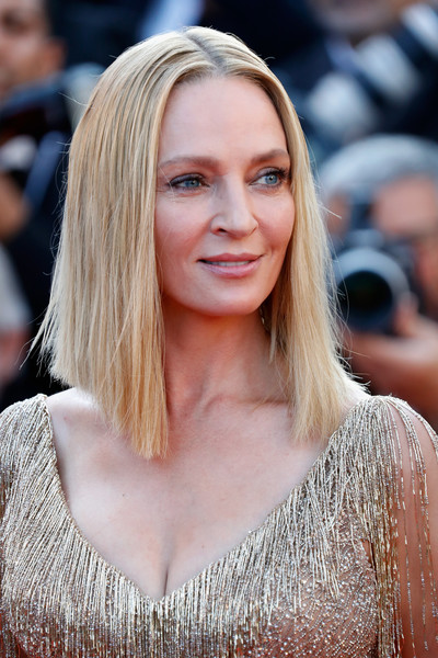 The Style Evolution Of Uma Thurman