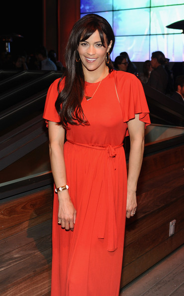 More Pics of Paula Patton Maxi Dress (1 of 4) - Paula Patton Lookbook - StyleBistro