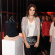 Nikki Reed at the 3rd Annual Coach Evening to Benefit Children's Defense Fund