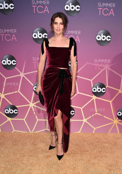 Cobie Smulders Evening Pumps