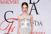 Coco Rocha Evening Dress