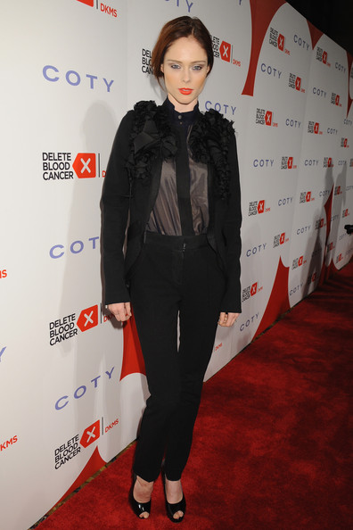 Coco Rocha Fitted Jacket