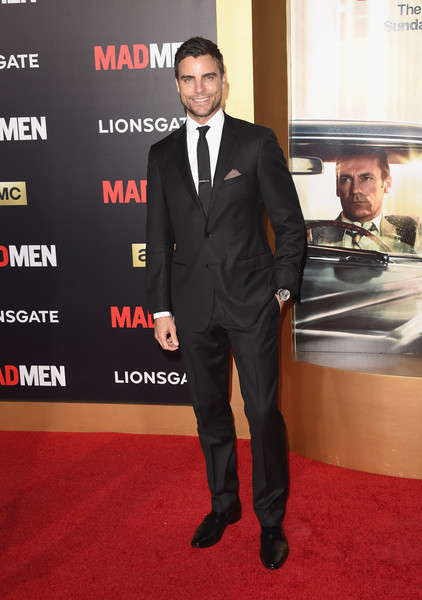 AMC Celebrates 'Mad Men' With The Black & Red Ball - Arrivals