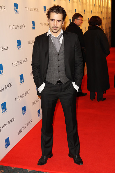 Colin Farrell Men's Suit