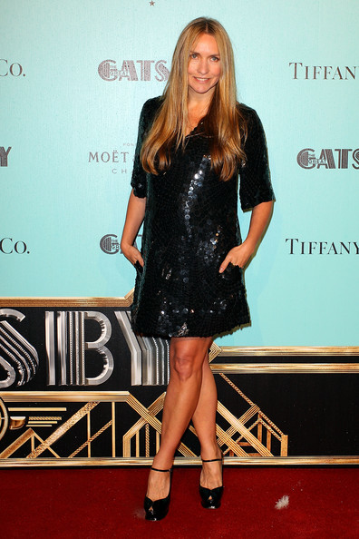 Collette Dinnigan Beaded Dress