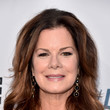 Marcia Gay Harden's Retro Curls