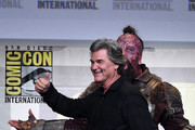Actor Kurt Russell attends the Marvel Studios presentation during Comic-Con International 2016 at San Diego Convention Center on July 23, 2016 in San Diego, California.