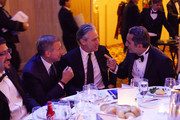 Jon Stewart and Brian Williams Photo