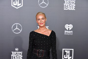 Connie Nielsen Beaded Dress