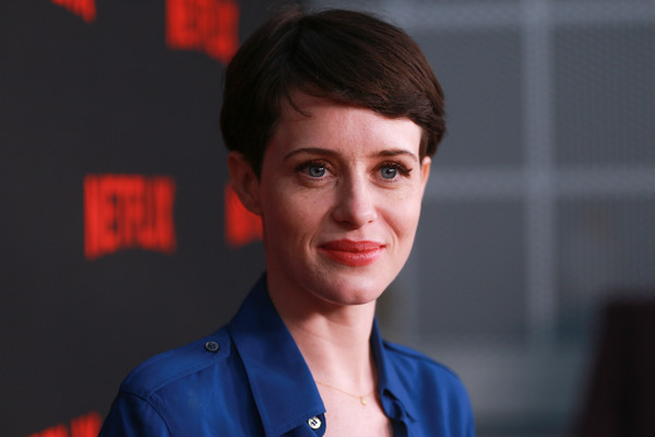 More Pics Of Claire Foy Boy Cut 5 Of 12 Short Hairstyles Lookbook Stylebistro