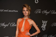 Constance Jablonski Halter Dress