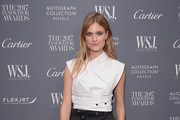 Constance Jablonski High-Waisted Pants