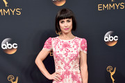 Constance Zimmer Embroidered Dress