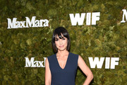 Constance Zimmer Evening Dress