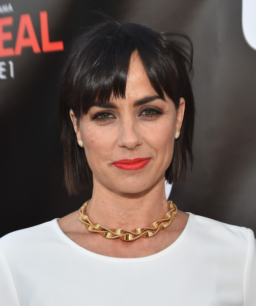 Constance Zimmer Short Cut With Bangs []
