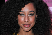 Corinne Bailey Rae Long Curls