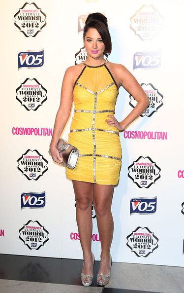 More Pics of Tulisa Contostavlos Cocktail Dress (1 of 3) - Tulisa Contostavlos Lookbook - StyleBistro