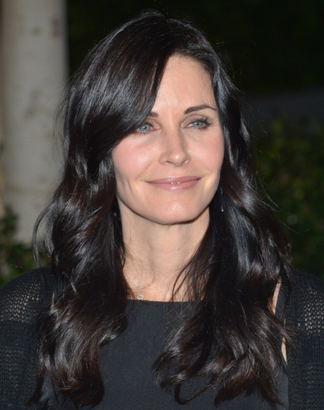 Courteney Cox Nude Lipstick