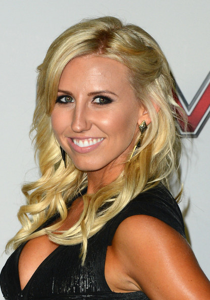 Courtney Force Hair