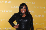 Actress Amber Riley arrives to Covergirl Cosmetic's 50th Anniversary Party on January 5, 2011 in West Hollywood, California.