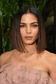 Jenna Dewan-Tatum sported a super-sleek bob at the Cushnie et Ochs fashion show.