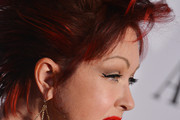 Cyndi Lauper Crystal Chandelier Earrings