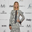 Jourdan Dunn at the 4th Annual Fashion Media Awards