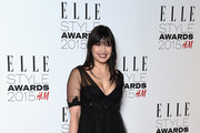 Daisy Lowe Little Black Dress