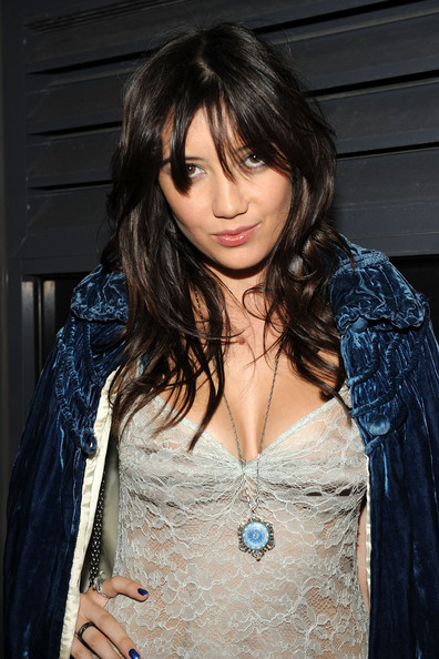 Daisy Lowe Medium Curls