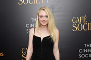Dakota Fanning Evening Sandals