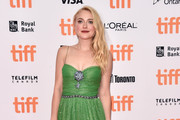 Dakota Fanning Hard Case Clutch