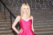 Look of the Day: Dakota Fanning's Barbie Dress