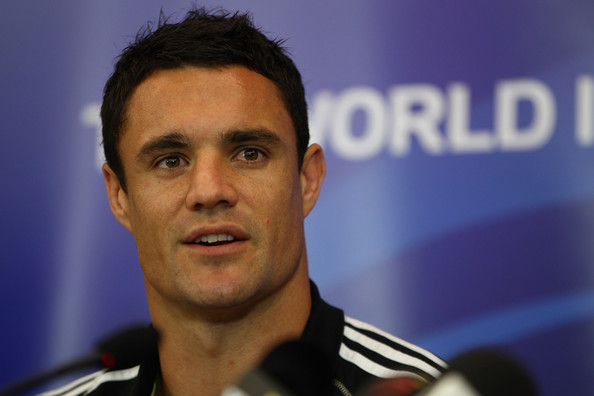 Dan Carter Hair