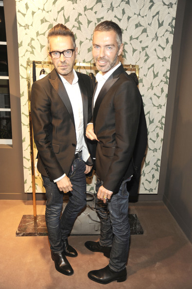 DSQUARED2 Designers Dean & Dan Caten and VMAN Magazine Host Exclusive Cocktail and Dinner at The Webster Miami - Art Basel Miami Beach 2011