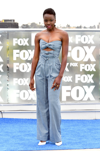 Danai Gurira Tube Top