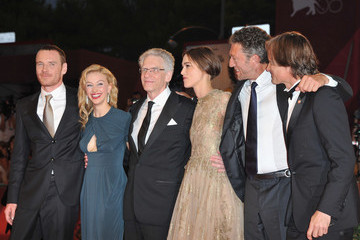 "Keira Knightley Michael Fassbender ""A Dangerous Method"" Premiere at the Venice Film Festival"
