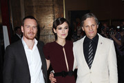 Keira Knightley and Viggo Mortensen Photo