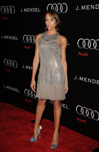 Dania Ramirez Shoes