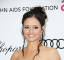 Danica McKellar Dangling Diamond Earrings