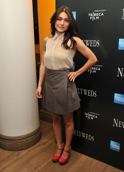 Daniella Pineda Wedges
