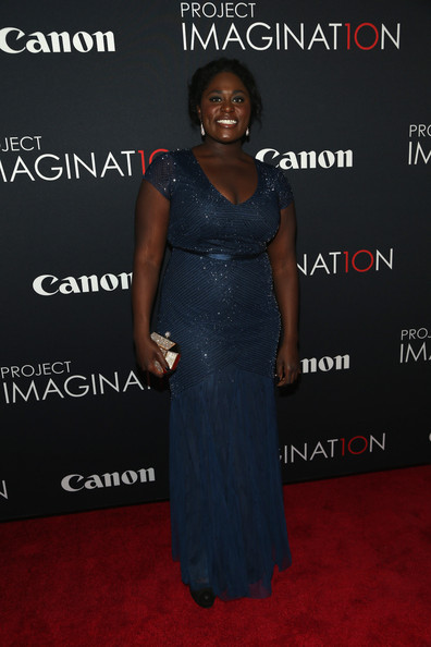Danielle Brooks Evening Dress