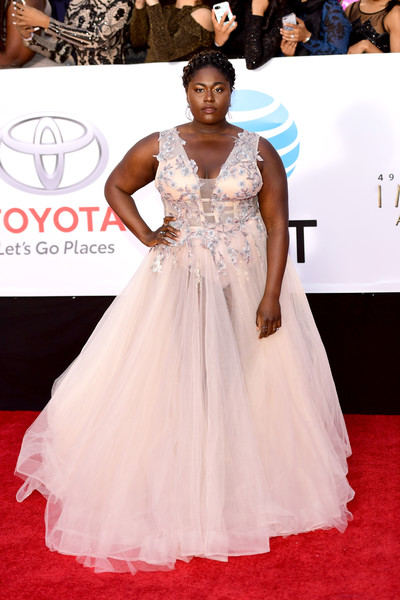 Danielle Brooks Princess Gown