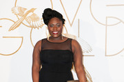 Danielle Brooks Little Black Dress