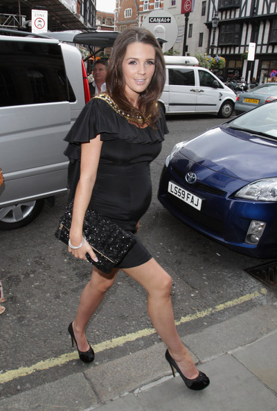 Danielle Lloyd Pumps