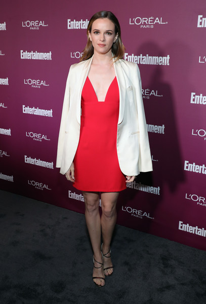 Danielle Panabaker Cocktail Dress