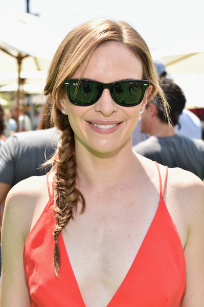 Danielle Panabaker Loose Braid