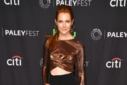 Darby Stanchfield Crop Top