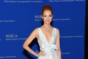 Darby Stanchfield Fishtail Dress