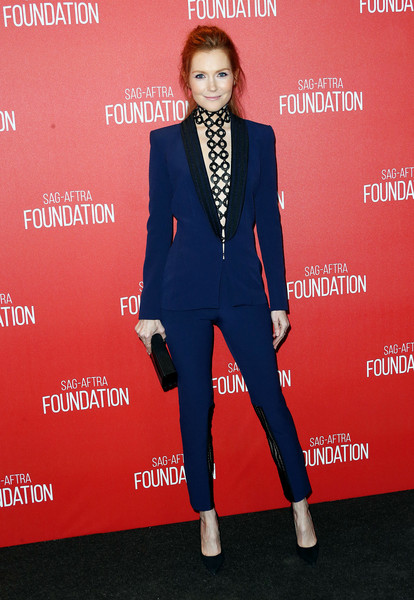 Darby Stanchfield Pantsuit