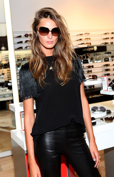 More Pics of Daria Werbowy Leggings (1 of 50) - Daria Werbowy Lookbook - StyleBistro